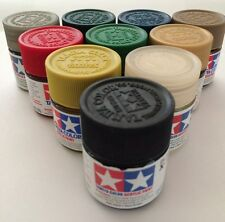 Tamiya Color Acrylic Paints 10 BLT SET 23ml CHOOSE COLORS FROM OUR LISTING BELOW