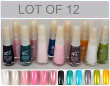 LOT OF 12 (TWELVE) inc NAIL POLISH LOT NAILS YES LOVE SET NEW