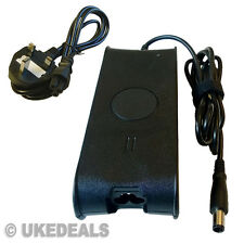 For Dell vostro A840 A860 1000 1310 E4200 V130 D600 Charger uk + LEAD POWER CORD