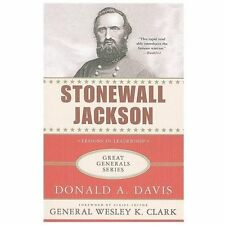 Stonewall Jackson: A Biography (Great Generals) by Davis, Donald A.