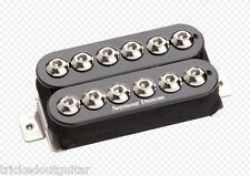 SH-8B SG SYNYSTER GATES BRIDGE HUMBUCKER BLACK AND CHROME