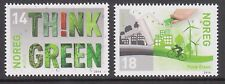 2016 NORWAY Think Green   NK 1936-37 MNH