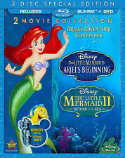 The Little Mermaid II: Return to the Sea/The Little Mermaid: Ariel's...
