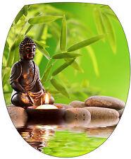 Sticker abattant de WC Bouddha 35x42cm Réf 2152