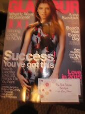 GLAMOUR MAGAZINE JUNE 2015 ANNA KENDRICK WHAT TO WEAR ALL SUMMER BRAND NEW