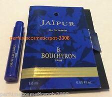 JAIPUR by BOUCHERON SAMPLE VIAL FOR WOMEN .05 OZ / 1.6 ML EAU DE PARFUM SPRAY
