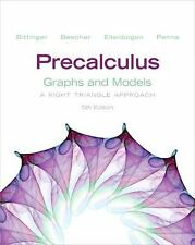 Precalculus : Graphs and Models by Marvin L. Bittinger, Judith A. Beecher,...