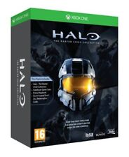 Halo the Master Chief Collection Limited Edition (XBOX One) BRAND NEW COLLECTORS