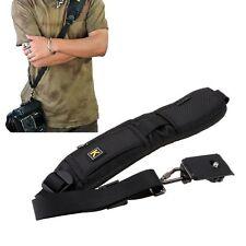 Adjustable Photography Camera Sling Belt Single Shoulder Strap for DSLR Camera