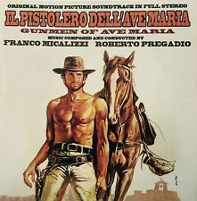 MICALIZZI/PREGADIO - GUNMEN OF AVE MARIA - spaghetti Western Soundtrack CD