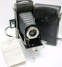 Rare - Agfa Ansco PD-16 116 Roll Film Neat Folding Camera Readyset Special