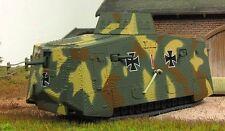 Fabbri 1:72 heavy tank A7V 1917 & mag №9