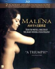 "Monica Bellucci ""Malena"" Giuseppe Tornatore Panorama Version Region A Blu-Ray"