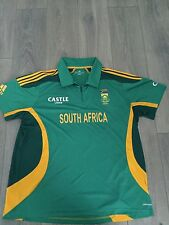 South Africa 'Formotion' Cricket Shirt 2012/13 52/54 Chest Rare