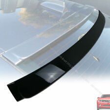 SHIP FROM LA Painted black #668 BMW E90 3-Series A Type Window Roof Spoiler 2011