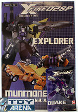 Fansproject Crossfire 02 SP Explorer & Munitioner & Quake Appendage Add-on Kit