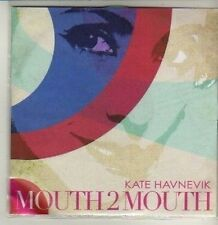 (CQ755) Kate Havnevik, Mouth 2 Mouth - 2011 DJ CD