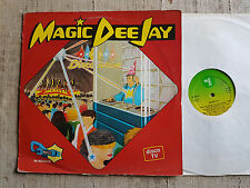 Magic Deejay - Den Harrow, Mex , Ryan Paris, Art Of Love, Laser -  LP 33 giri
