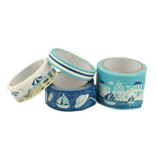 Beach Summer Decorative Self Adhesive Masking Washi Tape Sticky Paper Sticker