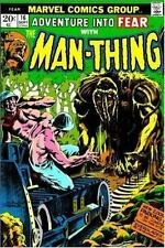 Essential Man-Thing, Vol. 1 (Marvel Essentials) (TP) Th