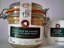 Foie Gras De Canard Entier Du Sud-Ouest Frankreich Ganze Entenleber