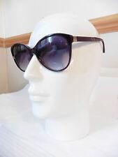 VERSACE V8054 1969 Abbigliamento Sportivo SRL Milano Sunglasses PURPLE USED