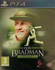 Don Bradman Cricket (PS4)  GAME NEW