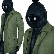 AI RIDERS ON THE STORM DOWN PARKA MENS JACKET BNWT £365 GENUINE SIZE 46IT COAT