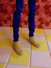 Monster High Barbie Ken Boy Beige Sneaker **Shoe Only** Loose