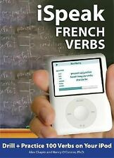 iSpeak French Verbs MP3 CD + Guide)