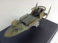 #53 JABBA THE HUT'S SKIFF  DeAgostini Star Wars Starships & Vehicles Collection