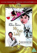 MY FAIR LADY DVD SEALED HEPBURN MUSICAL COLLECTION