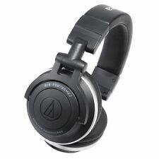 audio-technica ATH-PRO700MK2 Black Professional DJ Monitor Headphones
