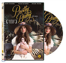 Pretty Baby (1978, Brooke Shields) DVD NEW