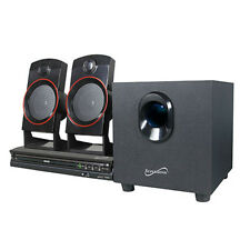 Supersonic 2.1 Channel DVD Home Theater System- SC-35HT Home Theater NEW