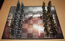 Star Wars Episode II Attack of The Clones Chess Set