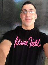 Patricia Field Logo t-shirt NYC Sex And The City  Gay Drag Trans