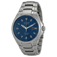 Citizen Eco-Drive Titanium Mens Watch BM7170-53L