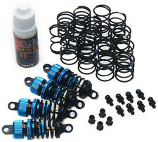 Yeah Racing DSG-0055BU Shock-Gear 55mm Damper Set for 1/10 RC Touring Car Blue