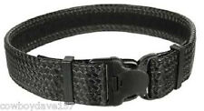 "BlackHawk Duty Gear Nylon Belt Basket Weave 38"" - 42"" 44B4LGBW 2"" Wide"