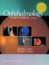 NEW - Ophthalmology Review Manual