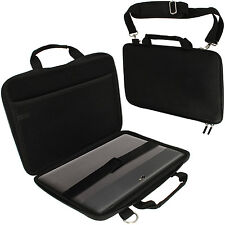 Black EVA Travel Hard Case for Samsung ATIV Smart PC Pro XE500T1C XE700T1C Cover