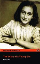 Penguin Readers ANNE FRANK -THE DIARY OF A YOUNG GIRL Level 4 1700 Headwords NEW