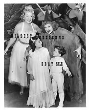 LUCILLE BALL Vintage Photo I LOVE LUCY PHOTO Keith Thibodeaux VIVIAN VANCE Witch