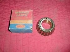 NOS MOPAR 1967-72 DANA 60 REAR PINION BEARING & CUP WITH 4 SPEED B & E BODY