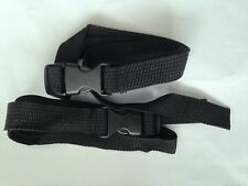 2 JL Golf trolley webbing straps electric powakaddy NEW