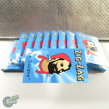 ZIGZAG ZIG ZAG Slow Burning Cigarette Tobacco Rolling Paper Papers Roller Roll