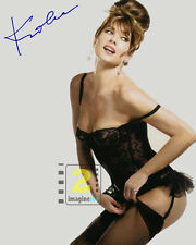 """Kate Walsh 8""""x 10"""" Sexy! Signed Color PHOTO REPRINT"""