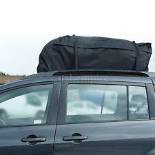 Waterproof Car SUV Roof Bag Rack Cargo Luggage Carrier Storage 15 Cubic Feet