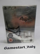 BATMAN ARKHAM CITY LIMITED STEELBOOK EDITION (PS3) NEW SEALED PAL UK VERSION